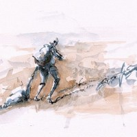 """Drum de bejenie"", de Mihaela Malea Stroe"
