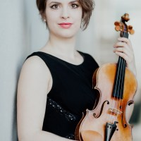 În concert, la Filarmonica Brașov, solista Ioana Cristina Goicea