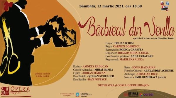 Barbierul din Sevilla 13mar2021