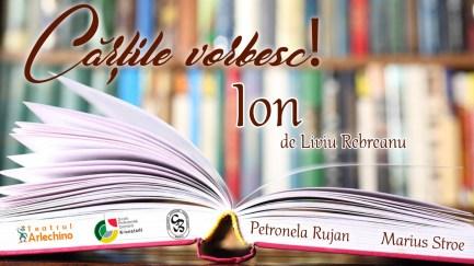 Cartile vorbesc - Ion de Liviu Rebreanu (1)