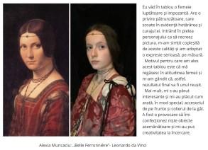 Alexia Muncaciu - Lecturiada