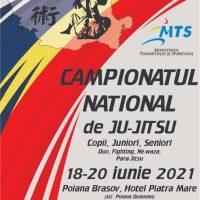 Campionii Kokoro medaliați la Campionatul National de Ju Jitsu 2021