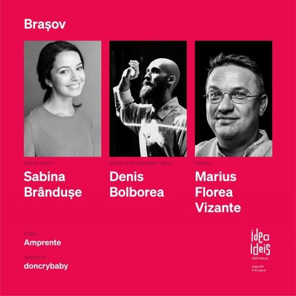 formatori [ideo ideis festivalul #16] Brașov