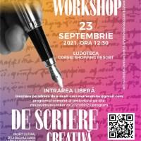 """""""Workshop interactiv de scriere creativă"""""""