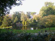 Jardin des plantes Angers