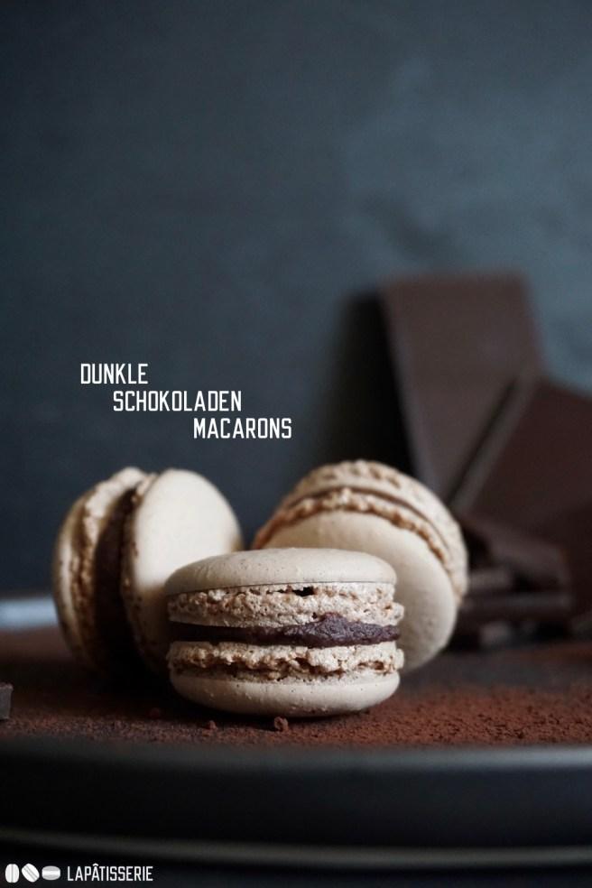 Schoko Macarons