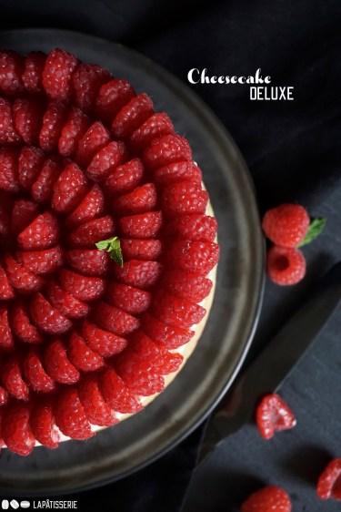 Cheesecake Deluxe ist der neue Standard auf dem Blog.