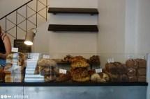Der Duft des Brots und der Geschmack überzeugen vollkommen. Die Auswahl ist gerade richtig.