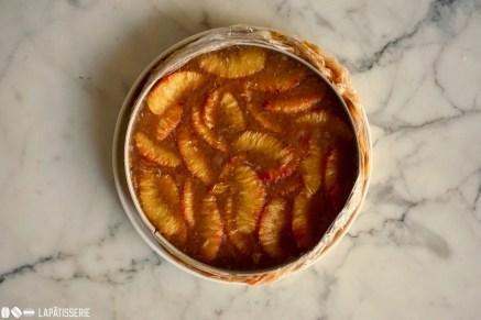 Schritt 1: Den Fruchtkern herstellen und gefrieren.