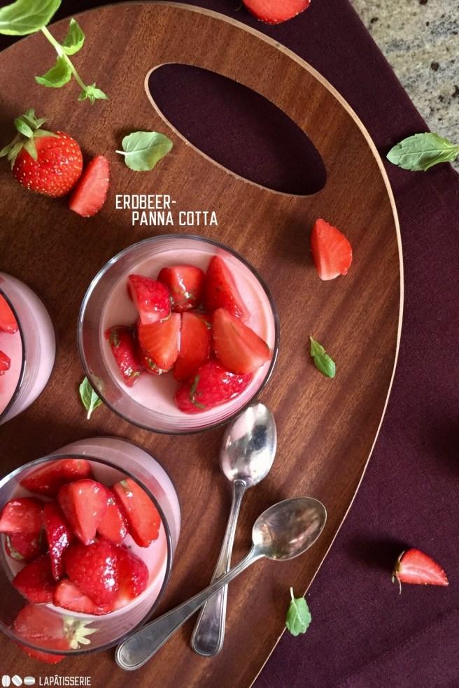 "Panna Cotta ""Erdbeere"""