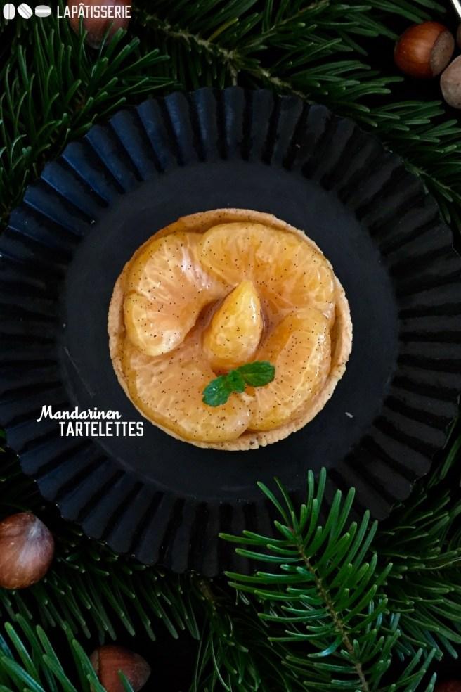 Mandarinentartelettes