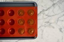 Schritt 3: Karamellkern herstellen.