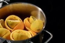 Schritt 2: Schalen auskochen.