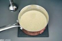 Schritt 6: Vanillesauce servieren