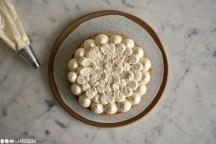 Schritt 8: Vanillecreme aufschlagen
