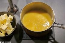Schritt 2: Butter zugeben