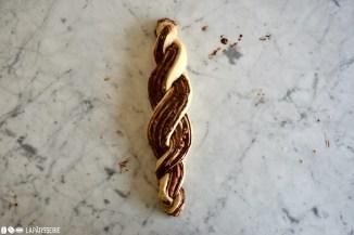 Schritt 10: Babka flechten