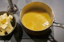 Schritt 4: Butter zugeben