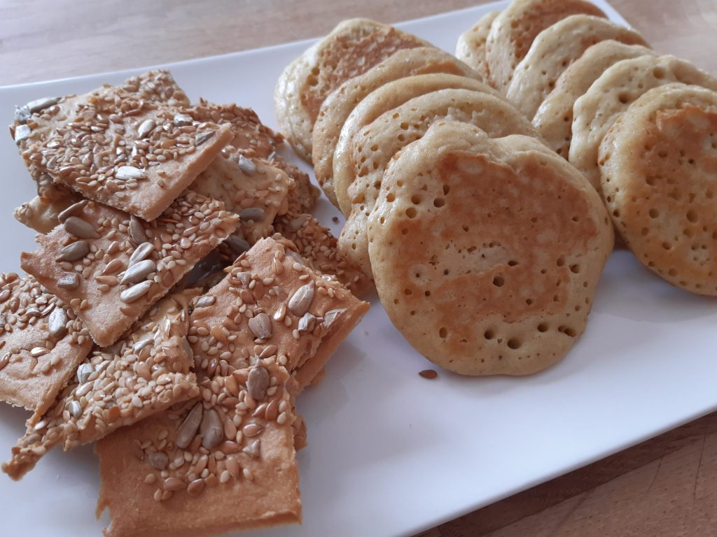 crackers - Blinis
