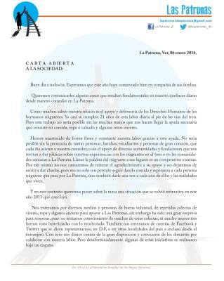 COMUNICADO_LAS PATRONAS-1