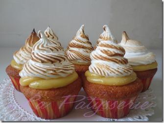 Cupcake limon
