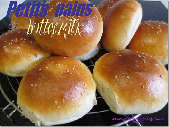 patits pains au buttermilk