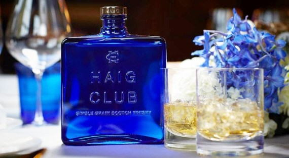 Haig Club de David Beckham