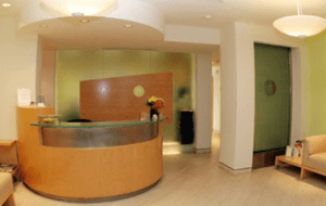 The Weight Loss Surgery Center of Los Angeles Interior