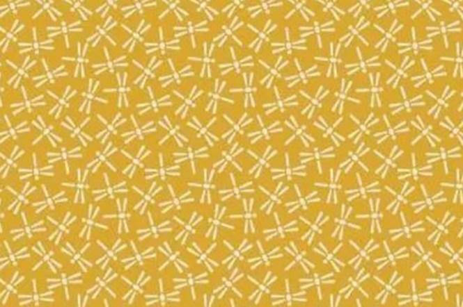 【和柄】日本花紋圖樣——蜻蛉(とんぼ)