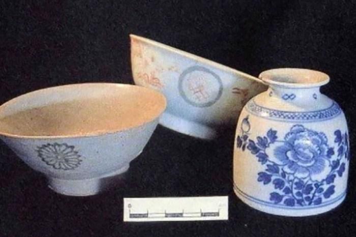 除了拿來日常使用以外,陶瓷器另一個鮮為人知的用途……