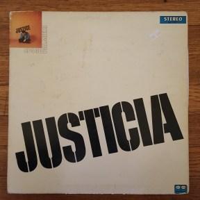 Eddie Palmieri - Justicia, 1969