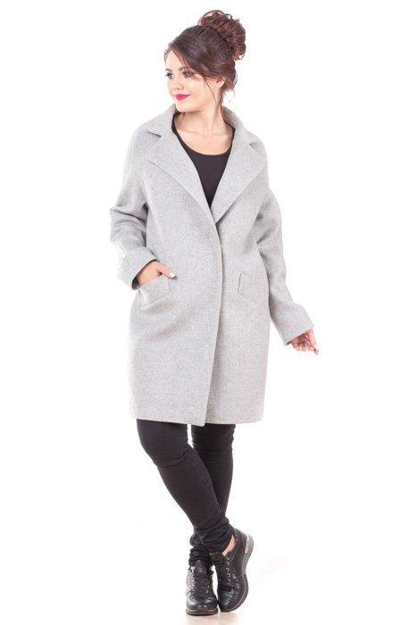 Женское пальто-халат оверсайз Линда