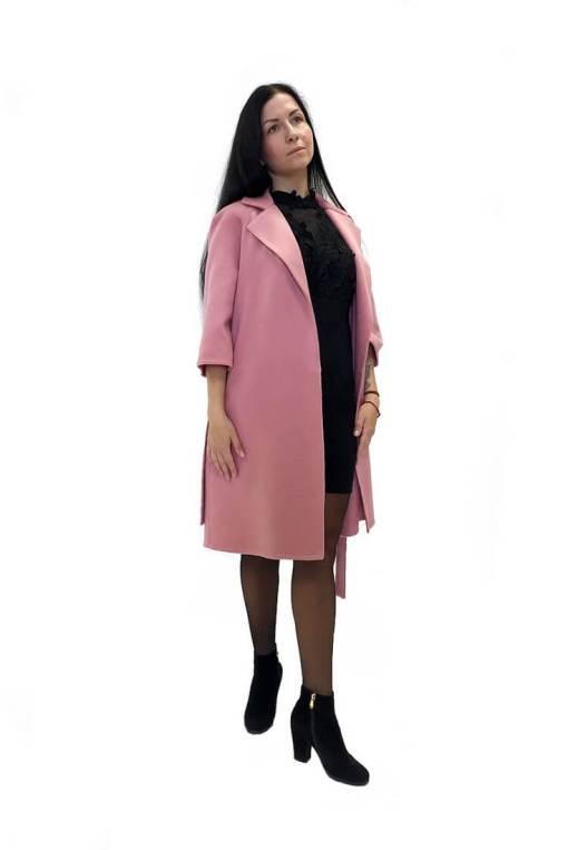 Пальто из двусторонней ткани Вена