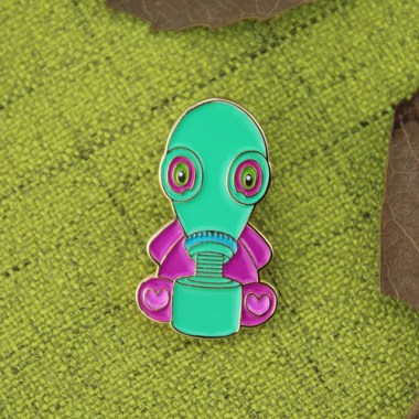 Aliens pins