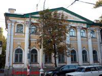 Усадьба Александровского в Саратове | Лаперуз