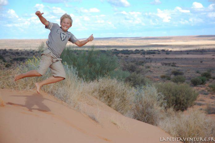 dune du désert du simpson
