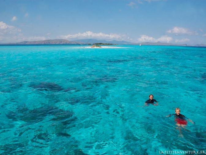 snorkelling en indonésie