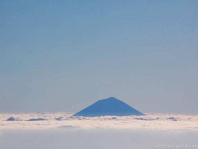 volcan de bali du rinjani