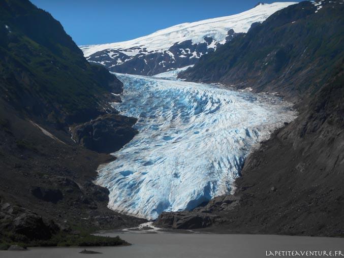 glacier en alsaka