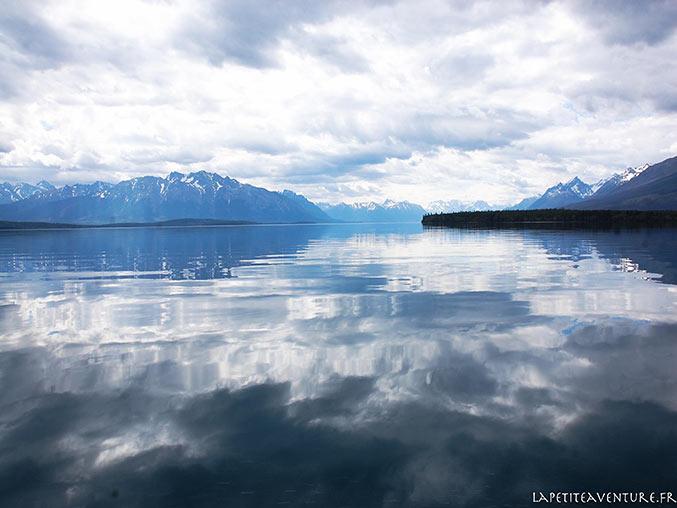 le lac Chilko