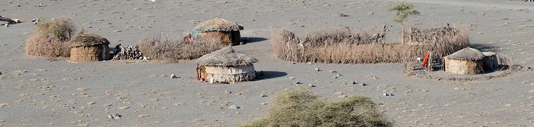 Masaï en Tanzanie