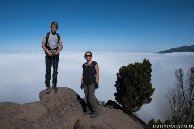 nuages du kilimandjaro