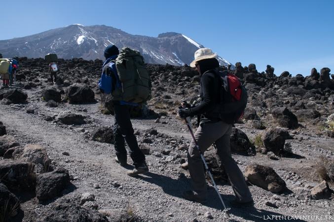 vers le kilimandjaro