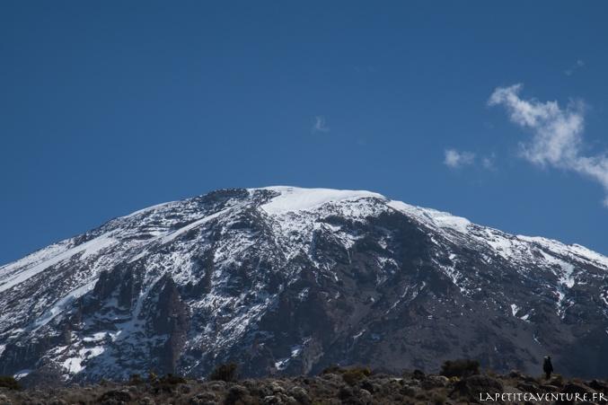 le kilimandjaro côté ouest