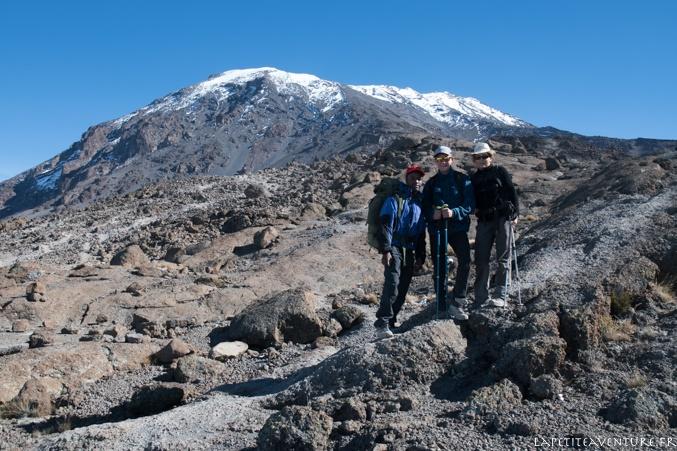 descente du kilimandjaro