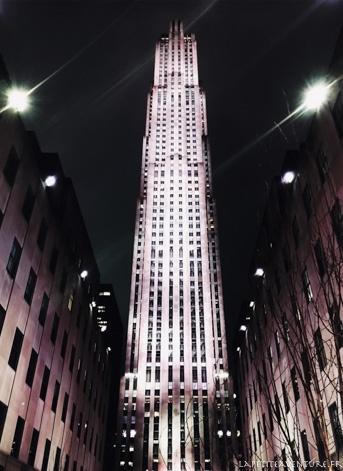 nuit à new york