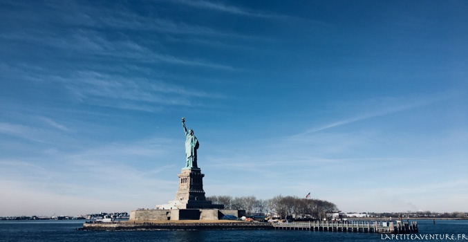 La liberté à New York