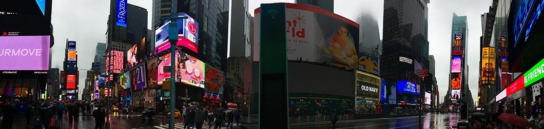 panorama de new york