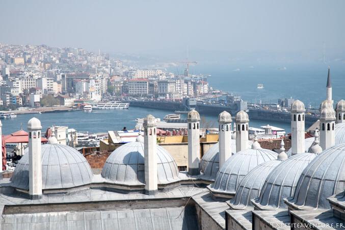 toit d'istanbul
