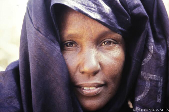 femme en Mauritanie